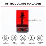 299ドルから買える光造形プリンターの「Paladin」にクラウドファンディングをしてみた