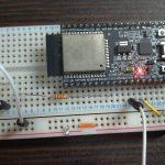 ESP32でタッチセンサーを使ってLチカする(スイッチとしての使用)