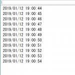 ESP32でネットワーク上から現在時刻を取得する(NTP)